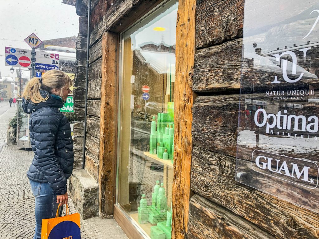 Tax-free shopping for winter sports: possible here
