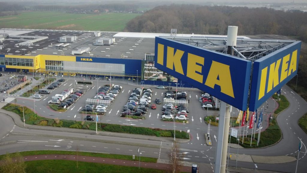 The French branch of IKEA is on trial for spying on employees |  Currently
