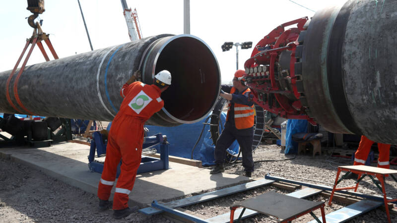 The US is threatening companies once again with sanctions against the Nord Stream 2 project