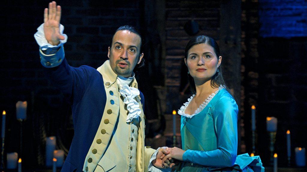 "The musical ""Hamilton"" brings the King David story to life"
