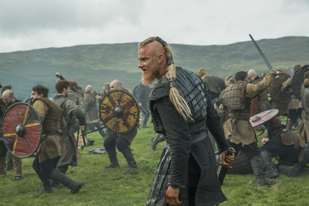 """The true story of """"Vikings"""": This is the story of Ubbe"""