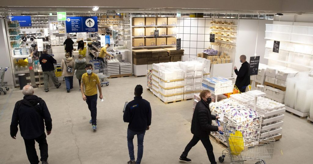 Thousands of customers want to shop Ikea: booking site down |  Financial