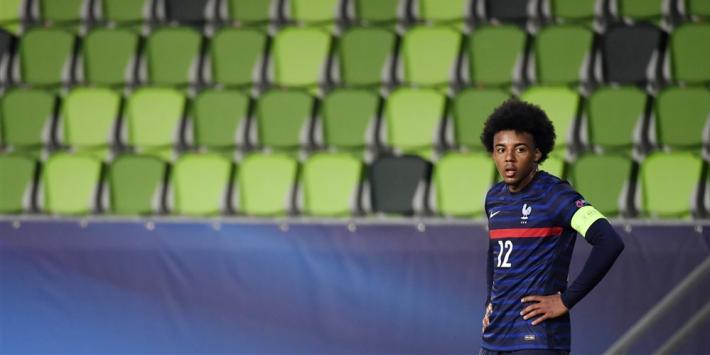 Titelkandidaat Jong Frankrijk verliest eerste wedstrijd op EK
