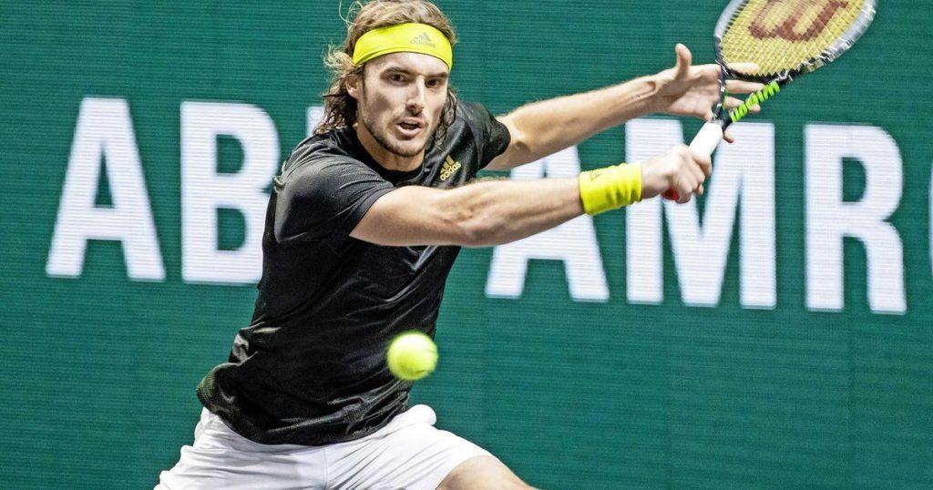 Tournament director Richard Krajischk can breathe a sigh of relief after Stefanos Tsetsipas  Tennis