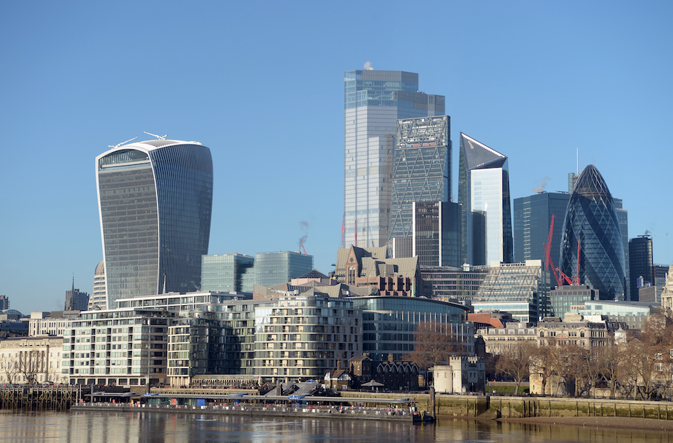 UK corporate policy review of the largest reorganization in decades