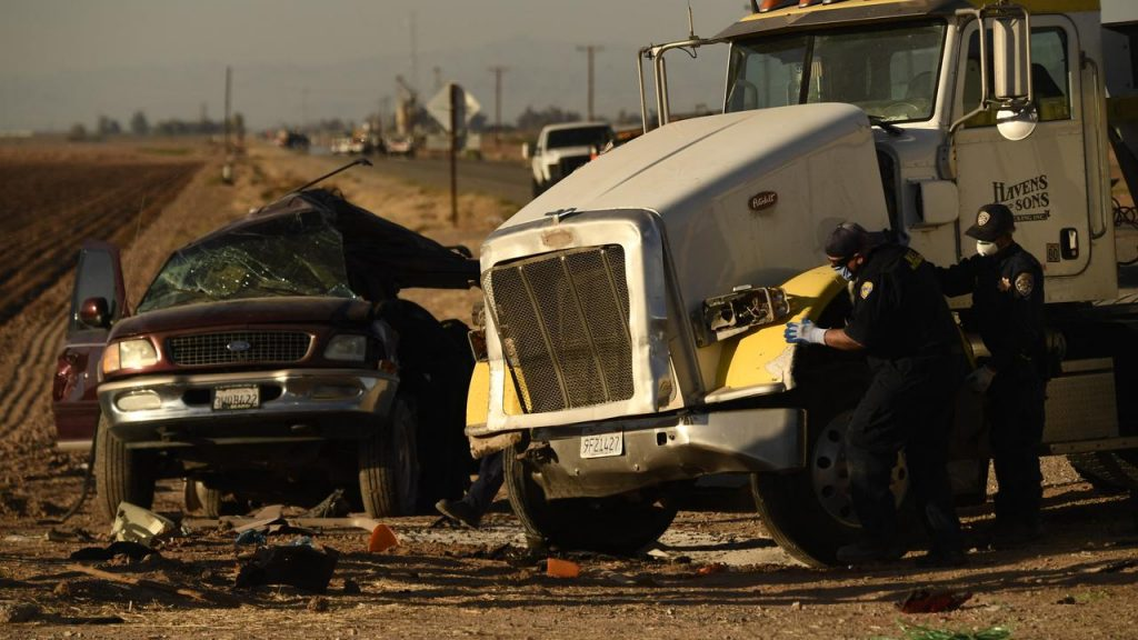 Victims of serious car accidents in California have been illegally smuggled into the United States |  Currently