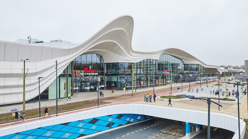 Westfield Mall of the Netherlands opens