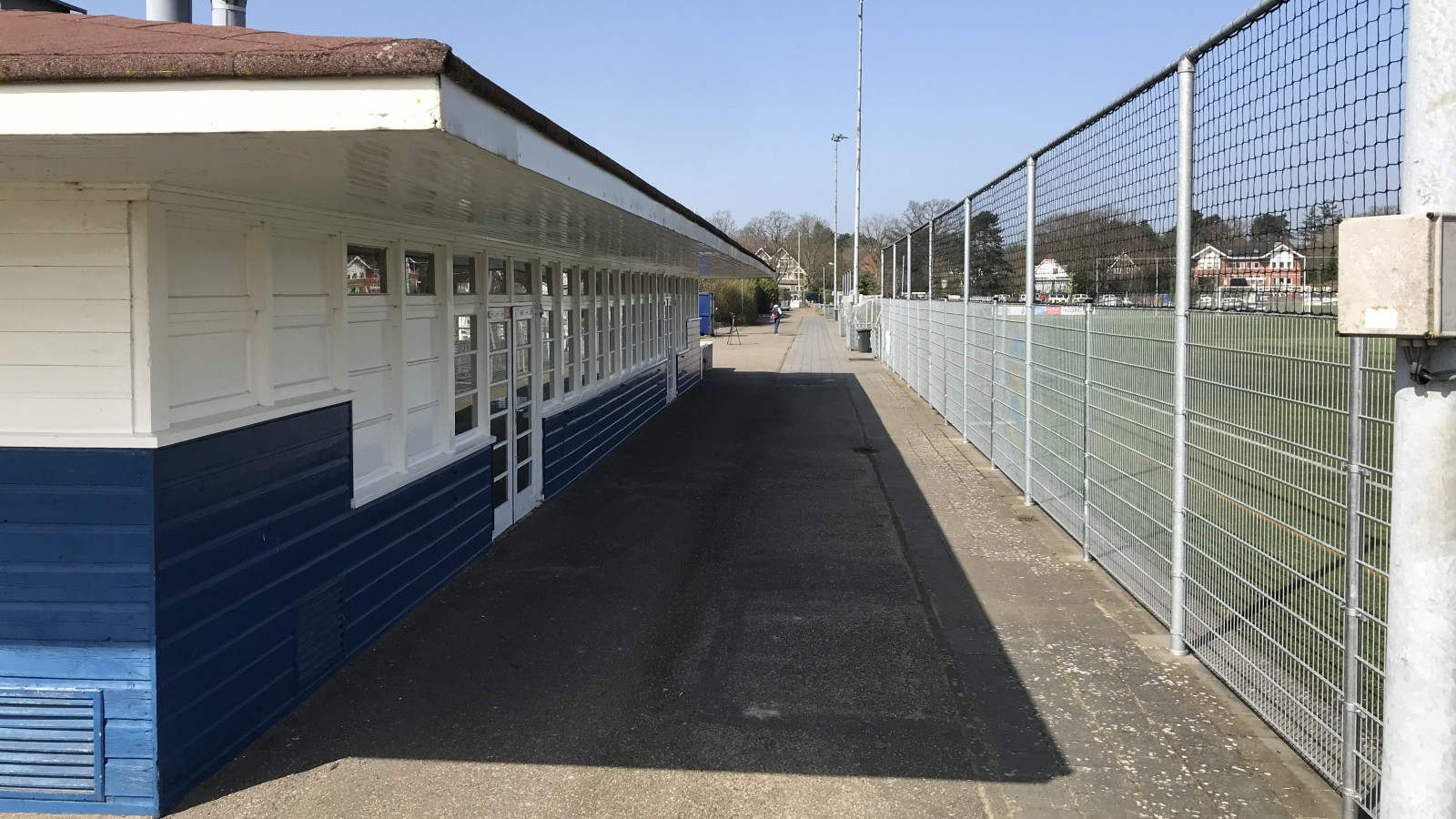 RCH's huge soccer canteen
