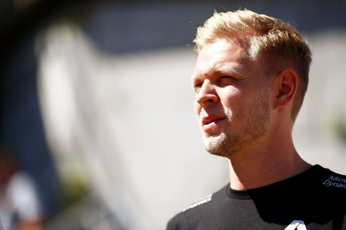 Kevin Magnussen Red Bull Racing F1 Toro Rosso