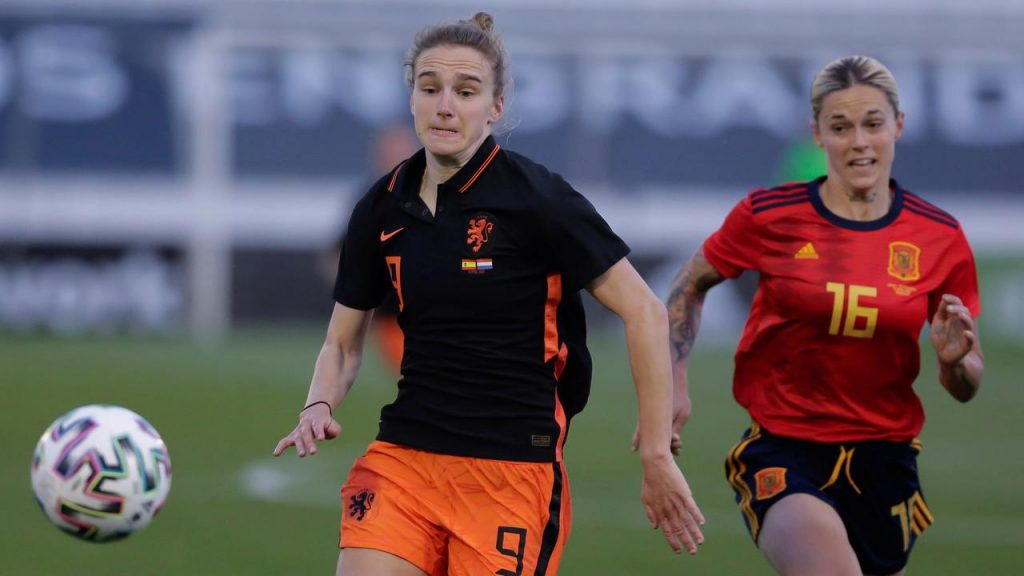 Poor turnaround for orange ladies with no chance to train for defeat to Spain |  right Now