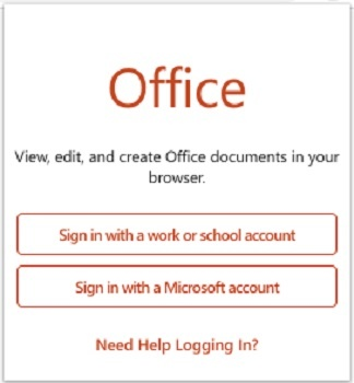 Sign up for the Office extension for Chrome