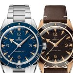 OMEGA launches a new bronze Seamaster 300 at Watches & Wonders