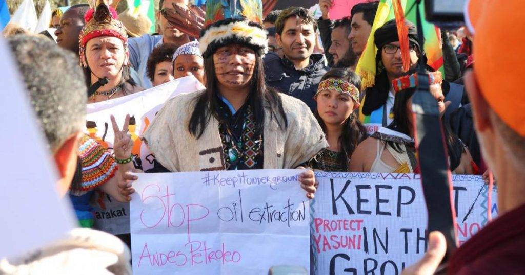 Indigenous Peoples and the Economy of Life