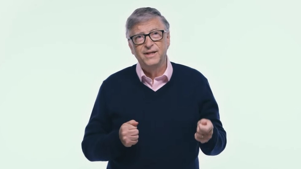 Bill Gates raises controversy by saying