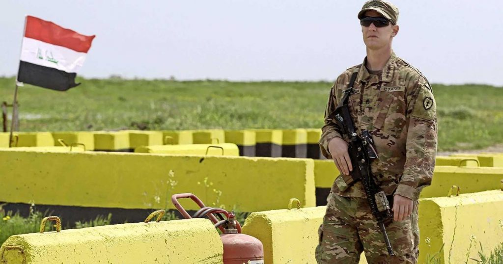 America withdraws all armed forces from Iraq    Abroad