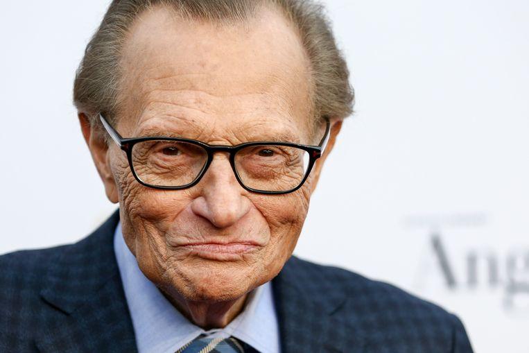 American interlocutor Larry King, 87, died