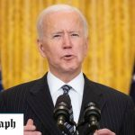 Biden warned that the corporate tax plan could backfire