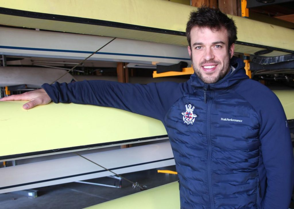 Bruges rowing Pierre de Luv to final qualification for Tokyo
