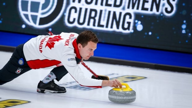 Canada recovered by defeating Holland in the world of men's curling
