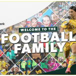 Collaboration between the Commonwealth Bank and the Australian Football Company to raise awareness of the women's game