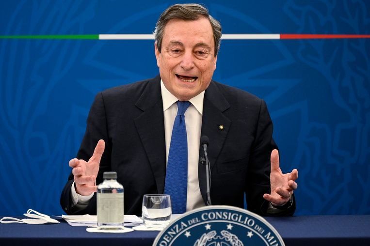 """Draghi's acute failure at """"Sofagate"""" in Turkey"""