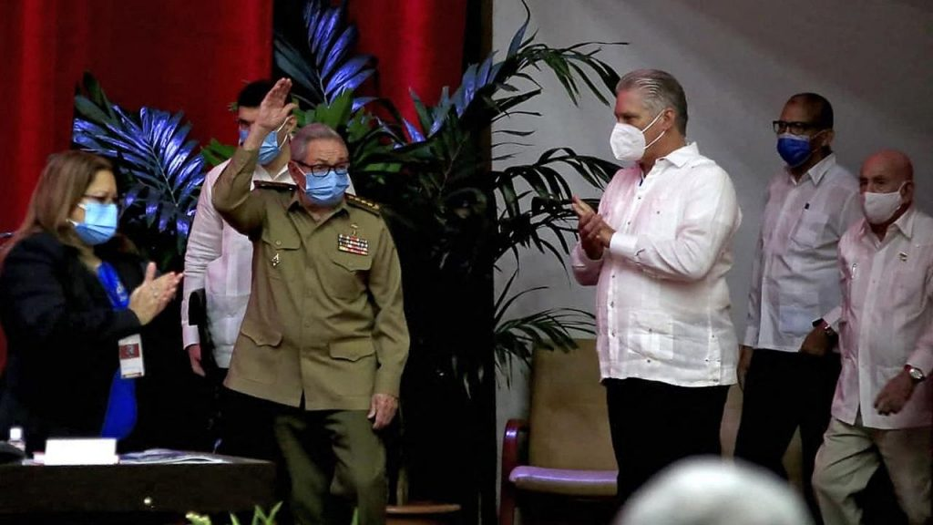 End of Castro's era in Cuba: Party leader Raul confirms his resignation |  right Now