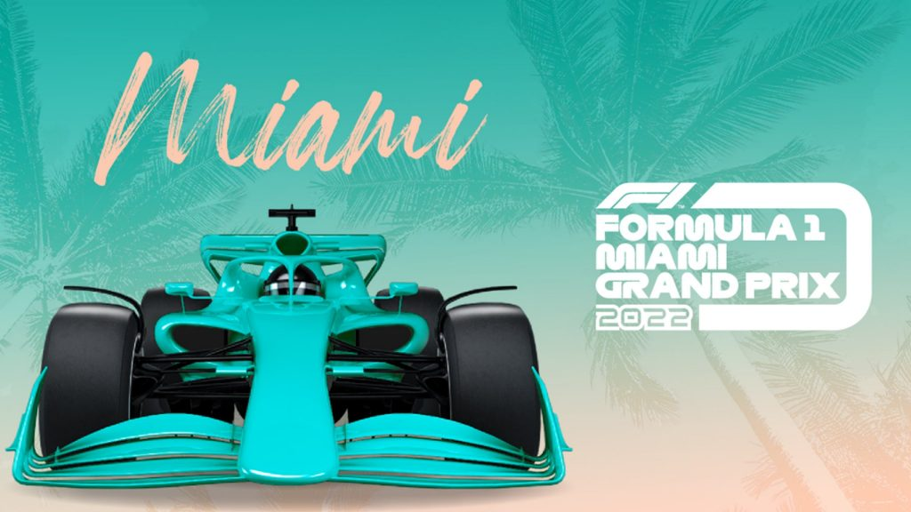 Formula 1 to Miami in 2022