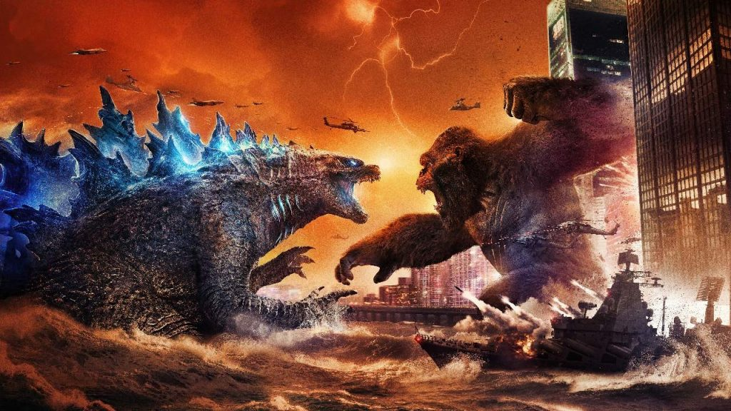 Godzilla vs.  Kong: Which one will win the epic battle?