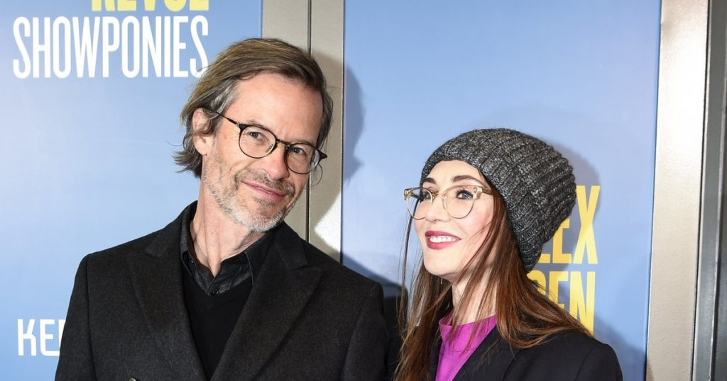 Guy Pearce and Carice team up on a new movie