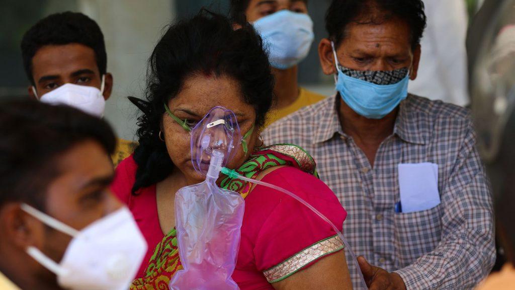 India sets daily record on Coronavirus: Blinkin promises US aid
