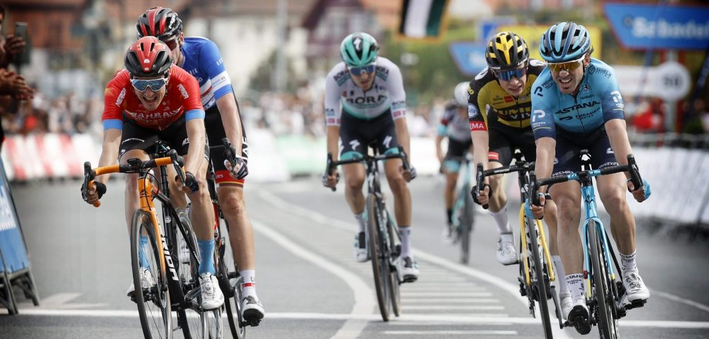 Ion Izagirre chasing the podium at the Tour de Romandie