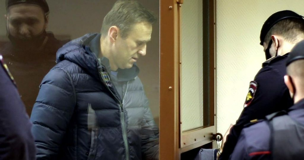 Navalny was taken to hospital due to his worsening condition |  abroad