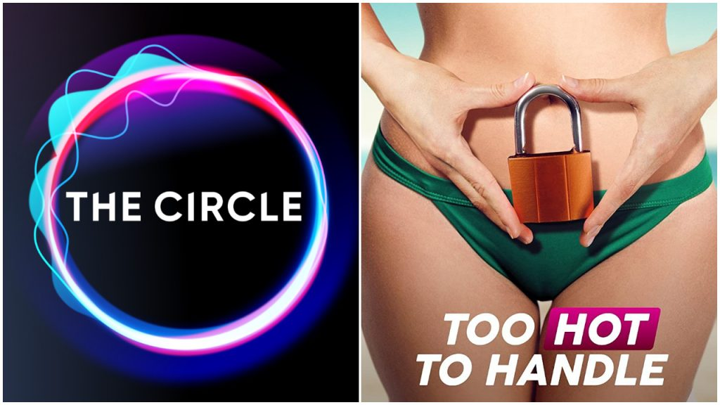 The Circle Too Hot To Handle Netflix
