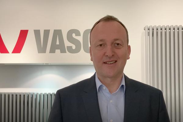 Nieuwe baas voor Vasco Group