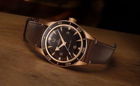 Omega Seamaster 300 Bronze