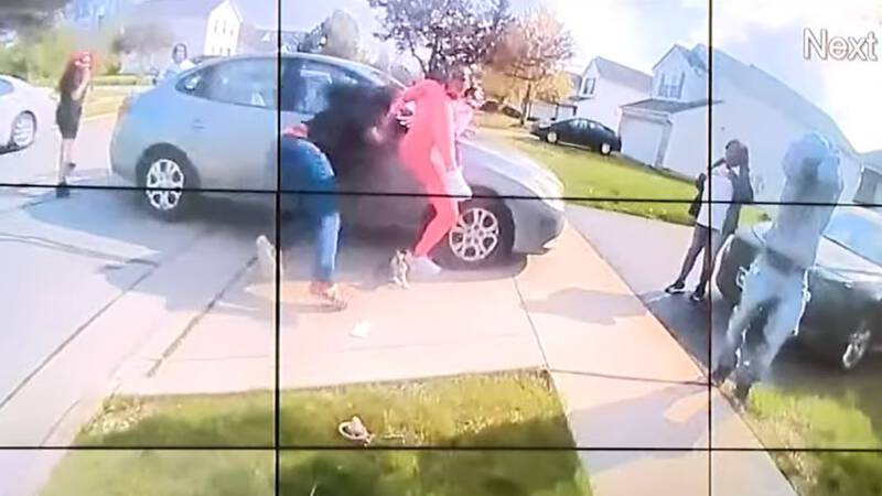 Ohio Police are quick to publish footage of a 16-year-old girl being shot dead