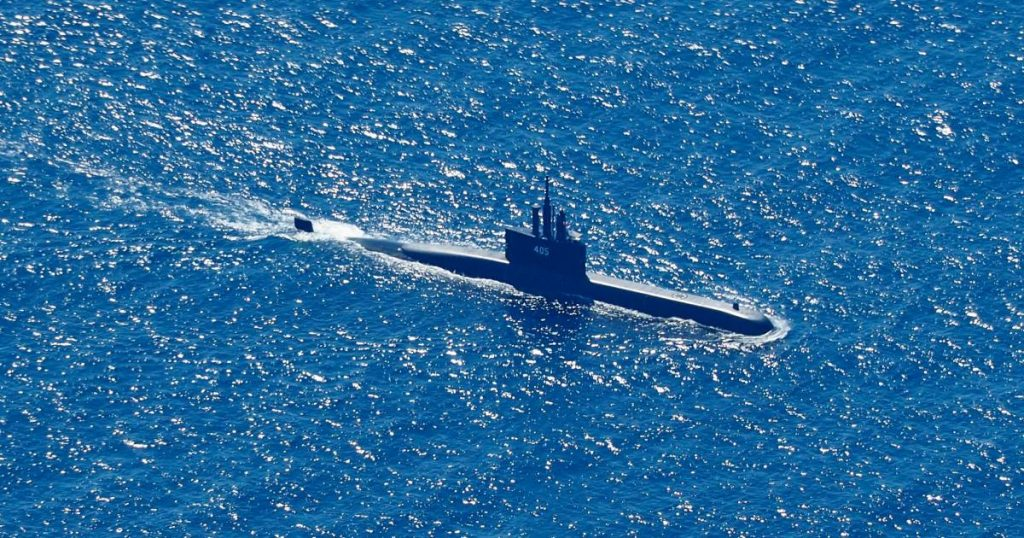 Race Against Time: No More Oxygen For Losing Submarine Crew Tonight |  abroad