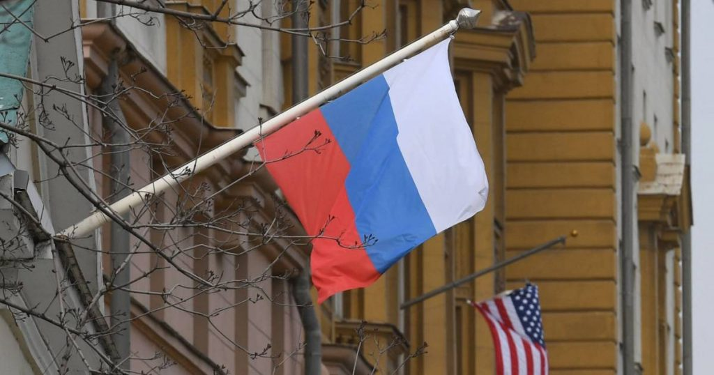 Russia responds by imposing sanctions on the United States |  abroad