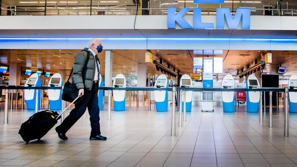 Schiphol drops in the ranking of Europe's Busiest Airports |  right Now