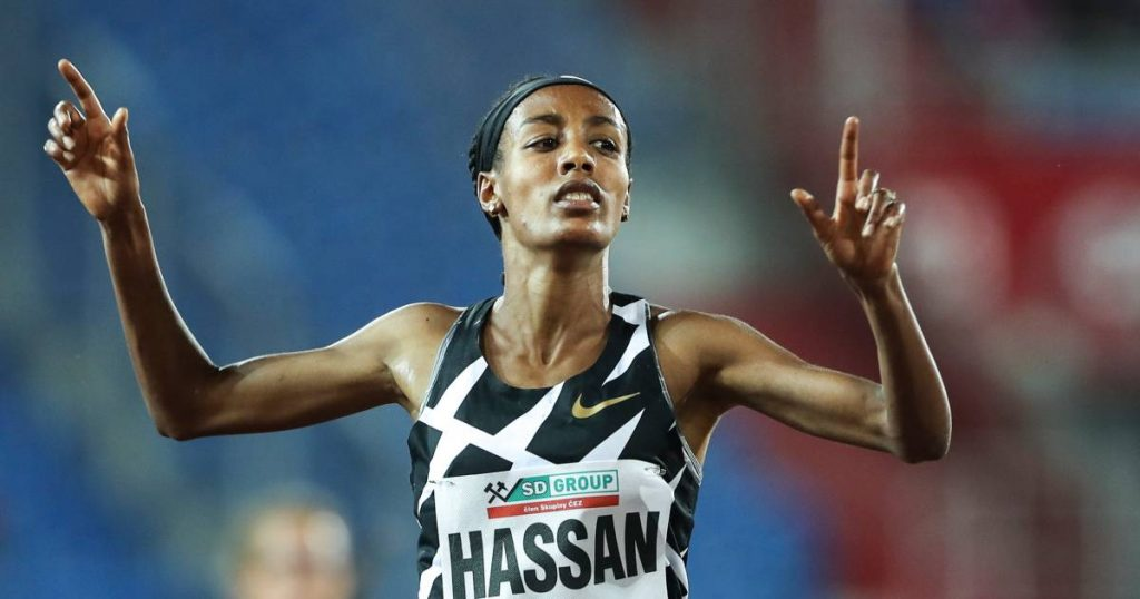 The End of Uncertainty for Sivan Hassan: A Visa to the United States Finally in |  Other sports