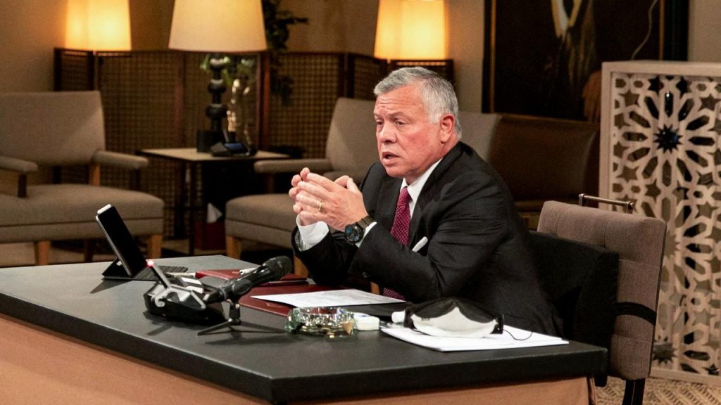 The interrogation of the half-brother of the King of Jordan in a coup attempt |  right Now