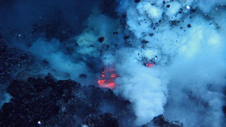 Underwater volcanoes appear to be generating an alarming amount of energy