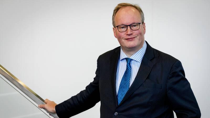 VVD Eminent Died Hans Van Palen (60)