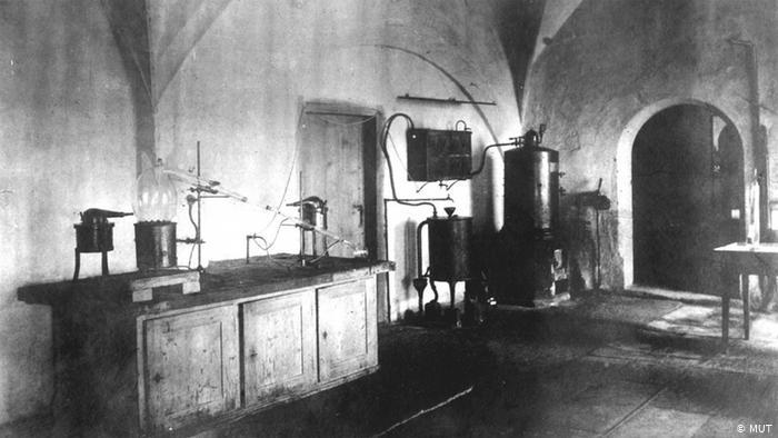 University of Tübingen, lab