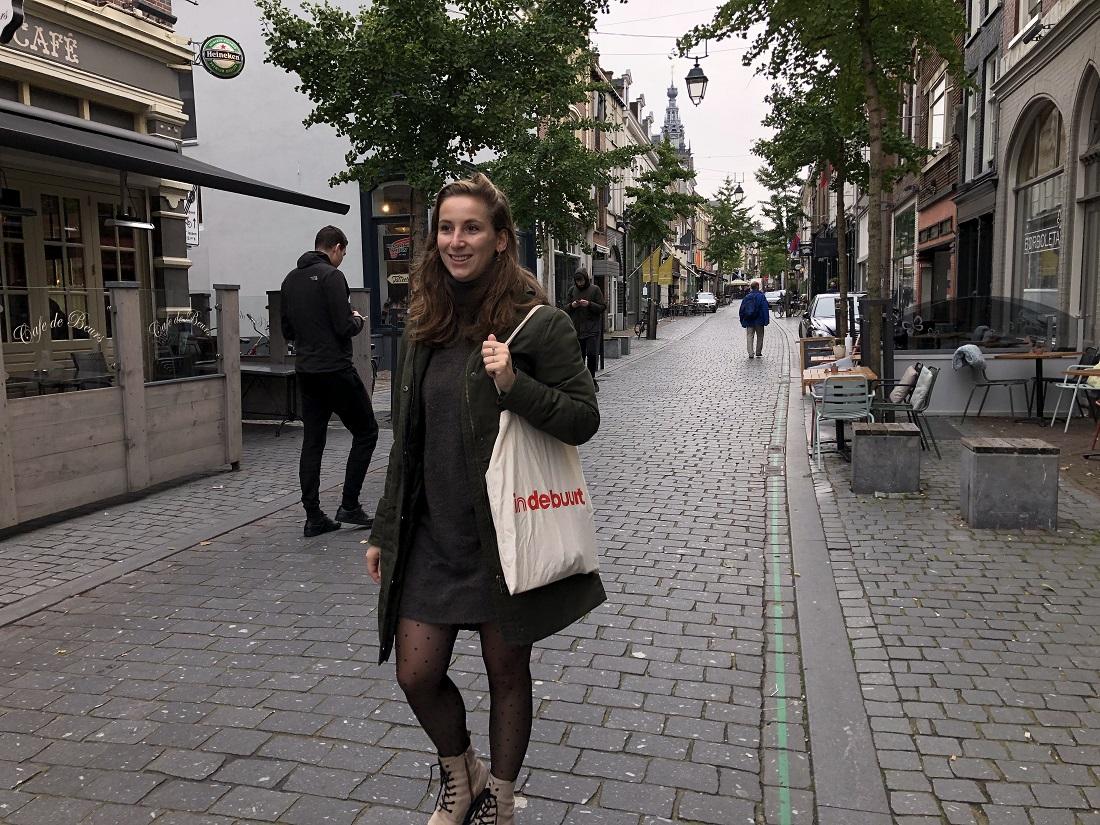 Babs in town shopping hezelstraat 2