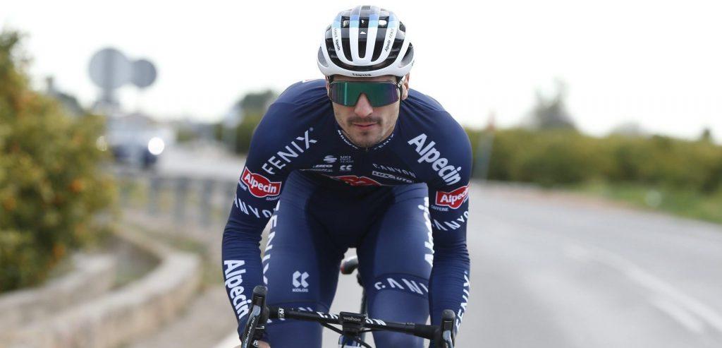 Alpecin-Fenix komt met update over blessures van vier renners