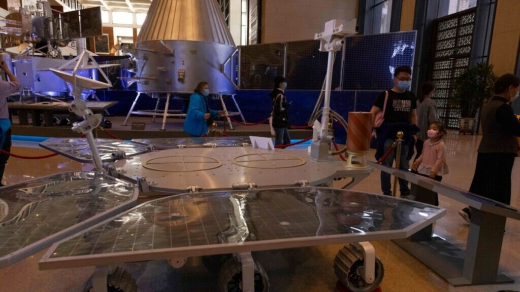 Now that China has landed on Mars, what is the mission's next step?
