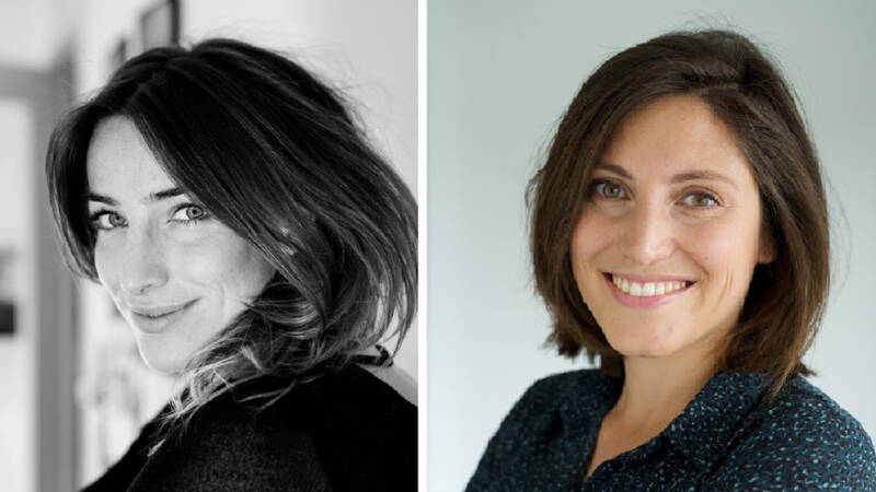 Fleur Lonesbach and Helen DeHaines are the new NOS reporters in London and Rome