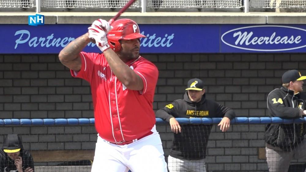 Hoofddorp Pioniers - Amsterdam The Boston Red Sox Pirates - New York Yankees?