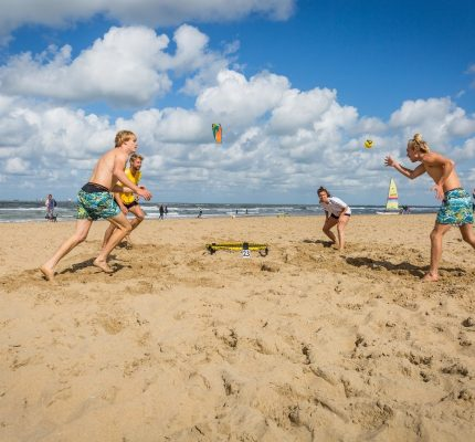 "Online sales of ""offline"" outdoor games have tripled in the Netherlands"